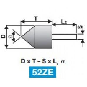 Абразиви с опашка Шлайфгрифери форма 52ZE TYROLIT