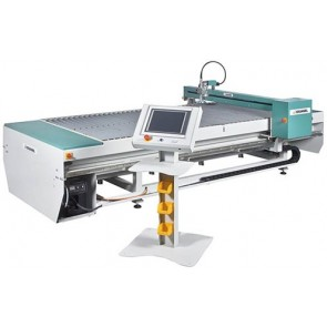 Портална CNC машина за плазмено рязане