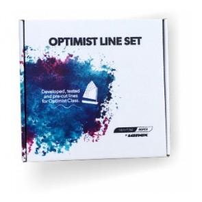 Комплект въжета за яхти клас OPTIMIST