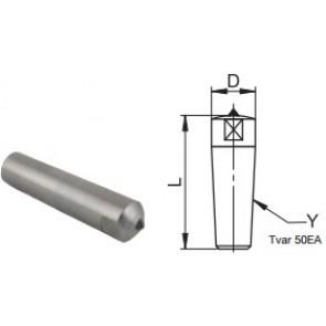 Диамантени еднокаменни изравнители с Morse опашка по спецификация