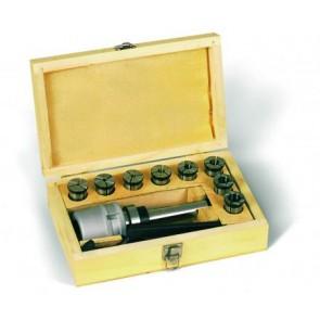 Цангов патронник Mk3 с комплект цанги 4 - 16 mm